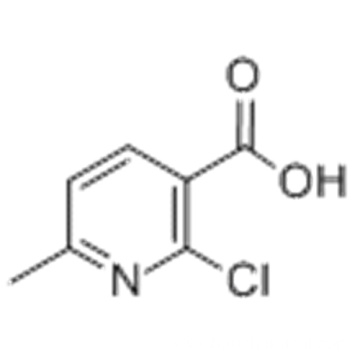 2-Chloro-6-methylnicotinic acid CAS 30529-70-5